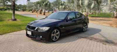 BMW e90 325i M-style 2007 #HOT PRICE FOR SONGRAN 350,000#