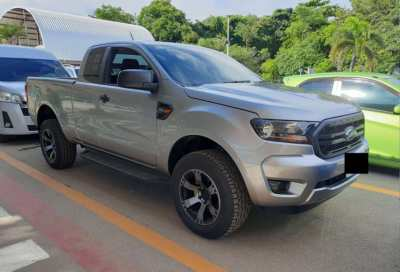2019 FORD RANGER 2.2 OPEN CAB (ปี 15-18) HI-RIDER XL+ PICKUP MT