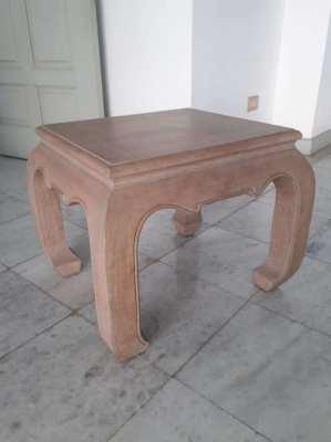 Solid Teak Wood Tables