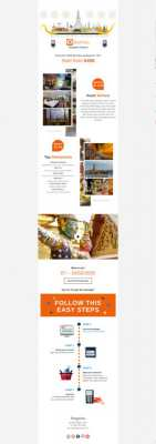 I will design and code a fully responsive HTML email template