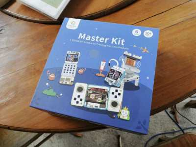 Crowbits Master Kit STEAM Education Kit