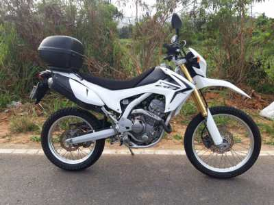 Honda CRF250L for RENT !!!