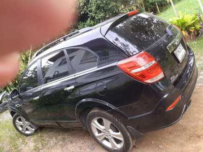 Luxury 7 SEATER Captiva ULTIMATE model LTZ Allwd AUTOMATIC as NEW !!!