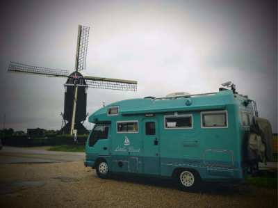 Motorhome / Overland vehicle in perfect state for sale