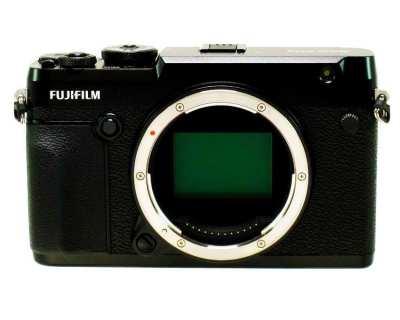 Fuji Fujifilm GFX 50R 51.4MP Medium Format sensor