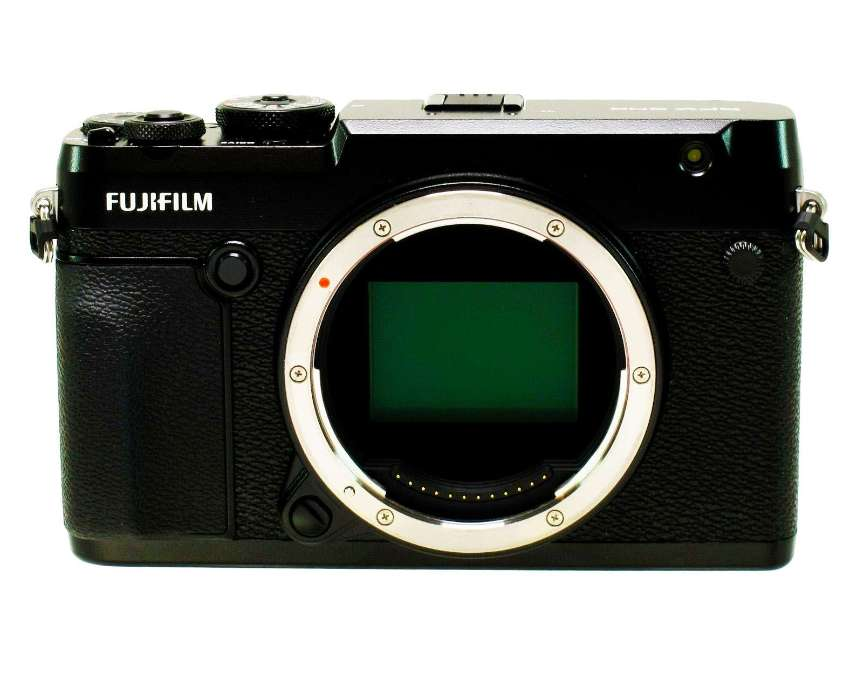 Fuji Fujifilm GFX 50R 51.4MP Medium Format sensor