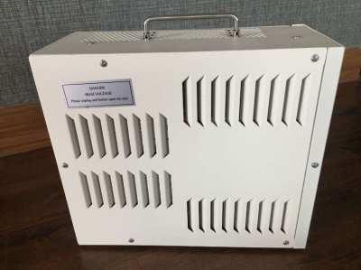 Ozone Generator kills mold and mildew