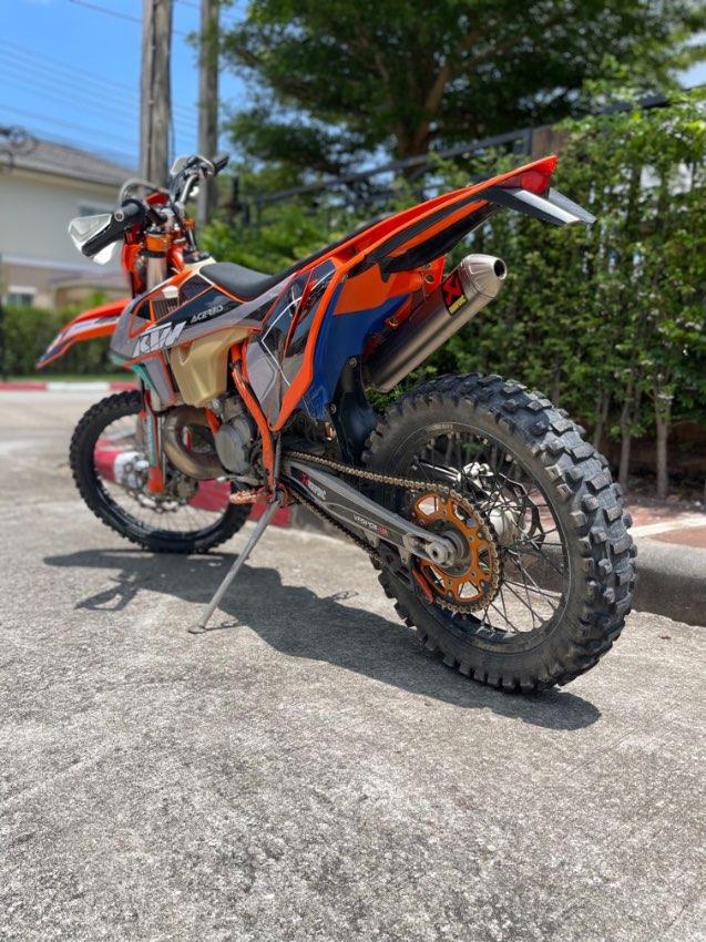 KTM 300 EXC 6 Days TPI 2018