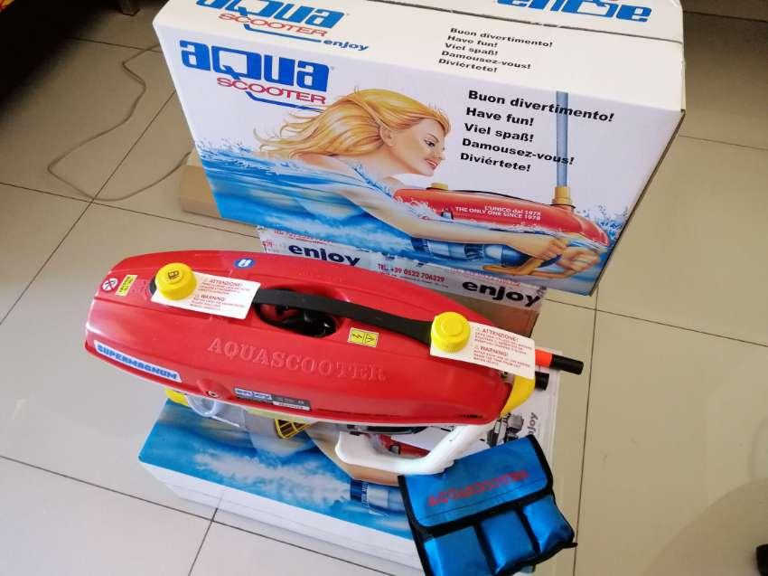 aquascooter pwc