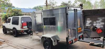 Camping Trailer For Sale 89,000 Baht