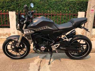 • Honda CB300R • 2018 • H2C Street Fighter • ABS •