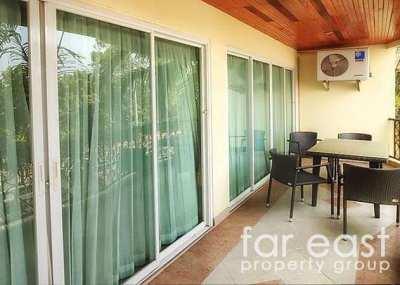 80 sqm Jomtien 1 Bedroom Condo For Sale With Tenant