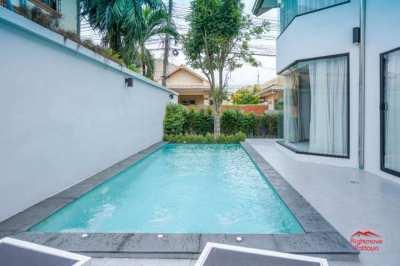 Impressive 4 Bed Pool Villa - Ideal Family Home - 8.99m THB