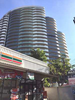 Condo for rent Leam Chabang Tower Condo 64 Sq.m. Ao Udom, Sriracha