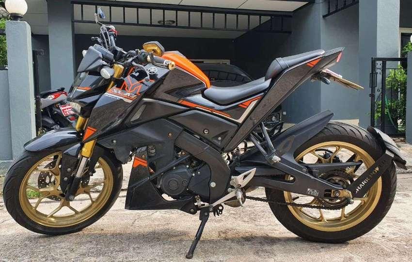 Yamaha M-Slaz 2017 - 18xxx km