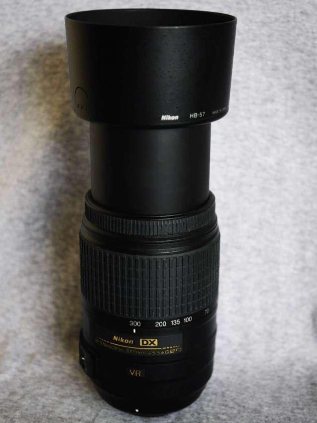 AF-S DX NIKKOR 55-300MM F4.5-5.6 G ED VR