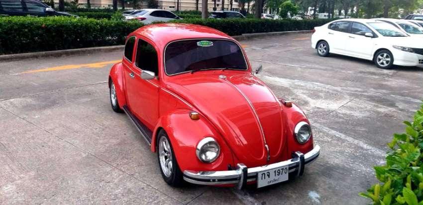 Volkswagen Classic Beetle 1600, 1969