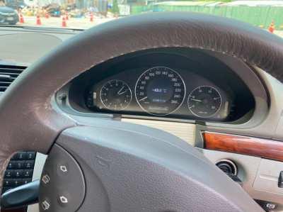 Mercedes Benz E Class 2004, 220 Diesel Elegance