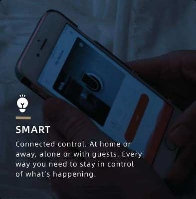SECURAM Touch - Fingerprint SMART Deadbolt Lock