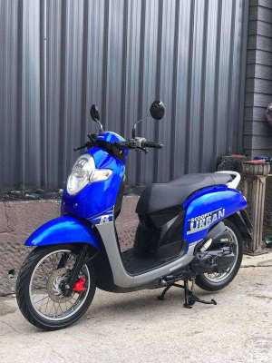 Honda Scoopy year 18,