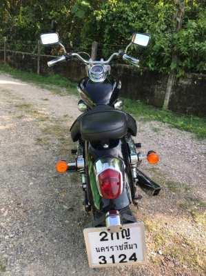 Honda phantom