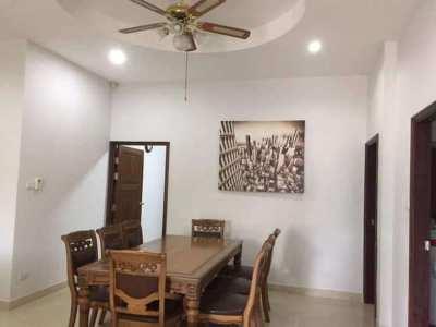 ★  Baan Dusit Pattaya 3 bedroom/2 bathroom house for sale