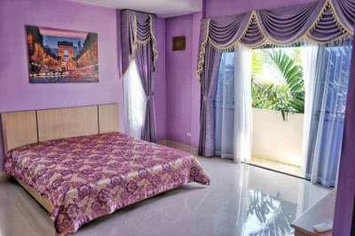 ★ Baan Dusit Pattaya Park 4 bedroom /2 bathroom house for sale