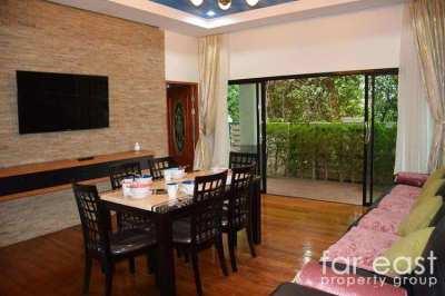 Baan Dusit Pattaya Lake Pool Villa - 1,000,000 Discount!