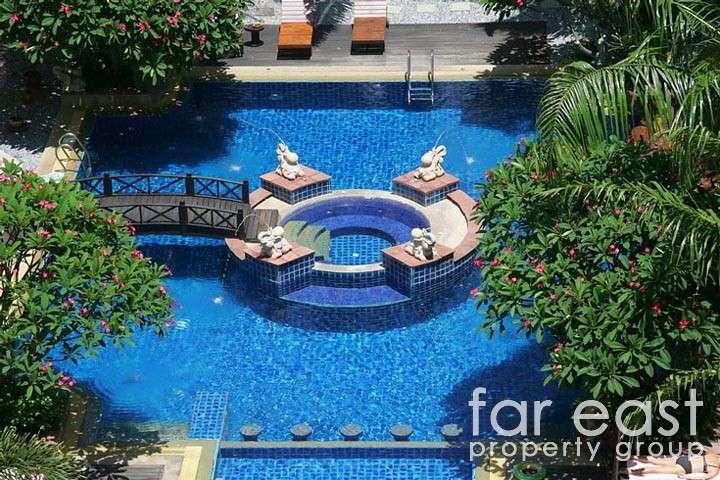Contemporary Wongamat One Bedroom Condo - 6% ROI