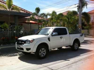 Ford Ranger Hi-Rider limited edition TDCi