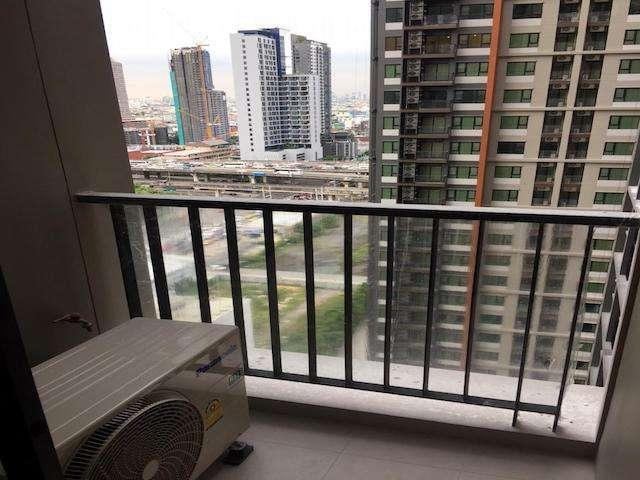 Rent Life Asoke,Studio 1 Baths Floor 21 29.9 condo near bts Asoke ,con