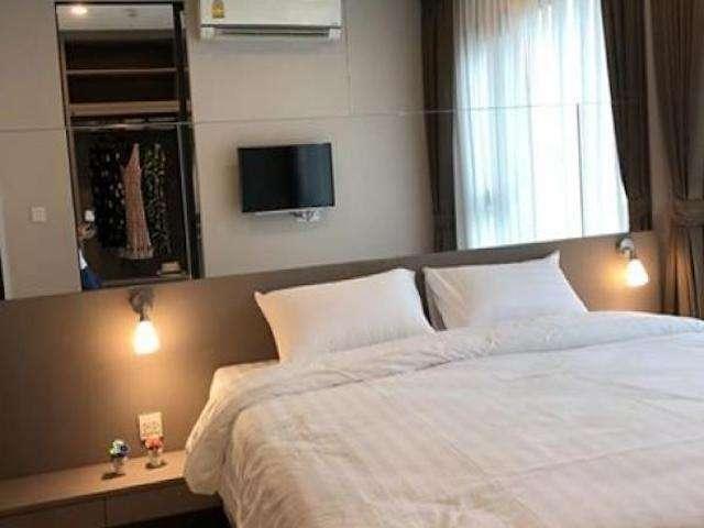 Rent Life Asoke 1 Bed 1 Baths Floor 12 36 Sqm. condo near bts Aso