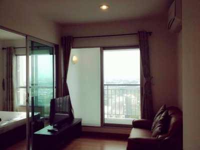 Rent Aspire Rama 4 1 Bed 1 Baths Floor 17 28 Sqm.,BTS Ekamai
