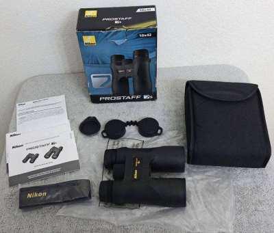 Nikon Prostaff 7s 10 x 42 Binoculars
