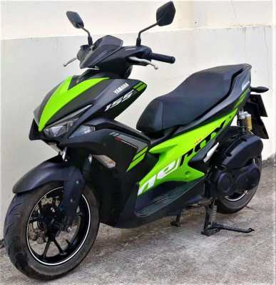 09/2018 Yamaha Aerox 155 37.900 ฿ Finance by shop
