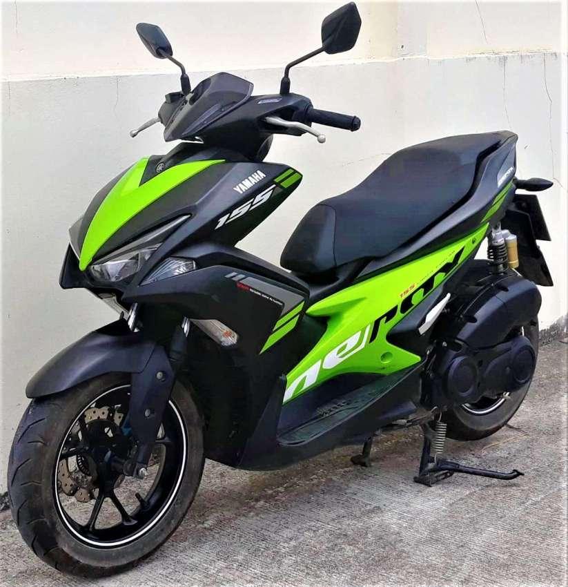 09/2018 Yamaha Aerox 155 37.900 ฿ Finance by shop