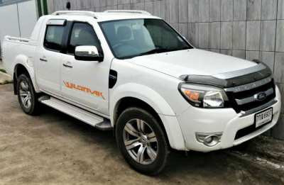 09/2011 Ford Ranger wildtrack XLT 2.5 289.900 ฿