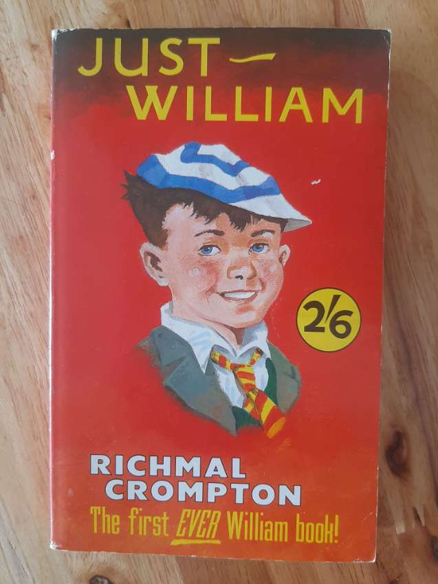 Just William by Richard Crompton,  1991 facsimile of the first edition