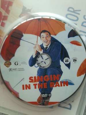 Classic Musicals  - High Society/My Fair Lady/Singing in the Rain