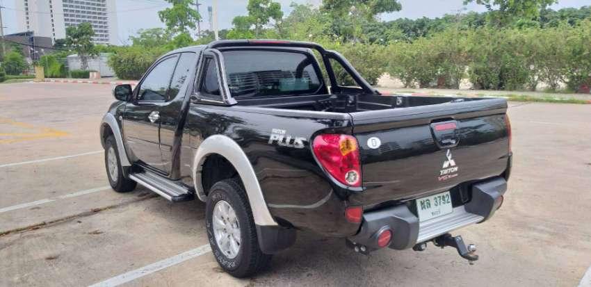MITSUBISHI TRITON PLUS Mega Cab, 2,5 Turbo