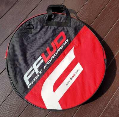 FFWD Bicycle Wheel Double Bag