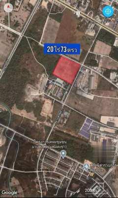 Big Land Plot in Good Location EEC zone