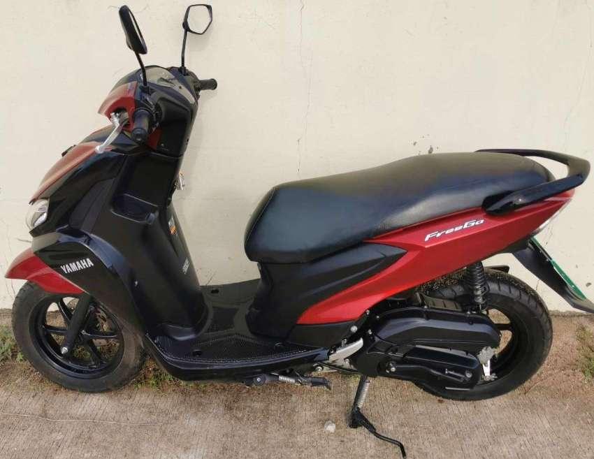 02/2020 Yamaha Freego 36.900 ฿ Finance by shop