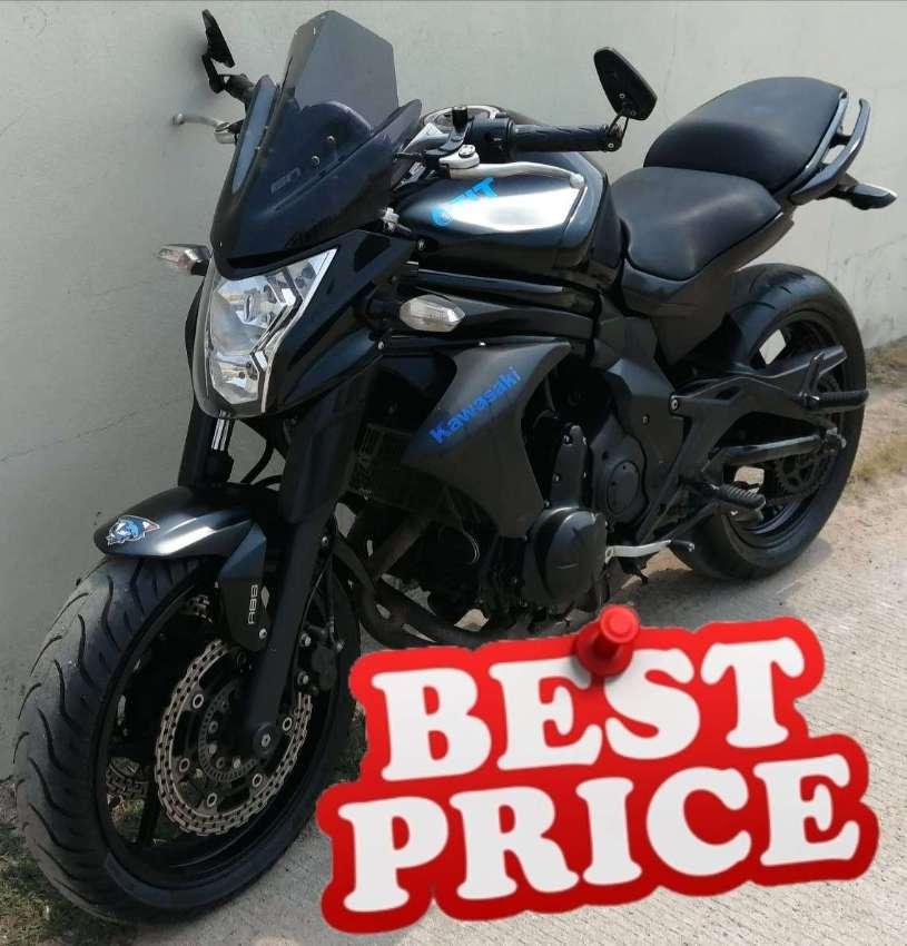 04/2014 Kawasaki ER-650 N 89.900 ฿ Finance by shop