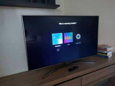 Smart TV - LG - Model 49UK75 from 2018