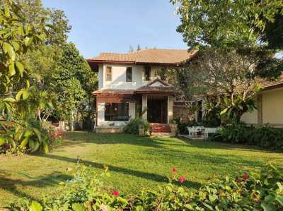 Spacious house in Golf Course Rayong