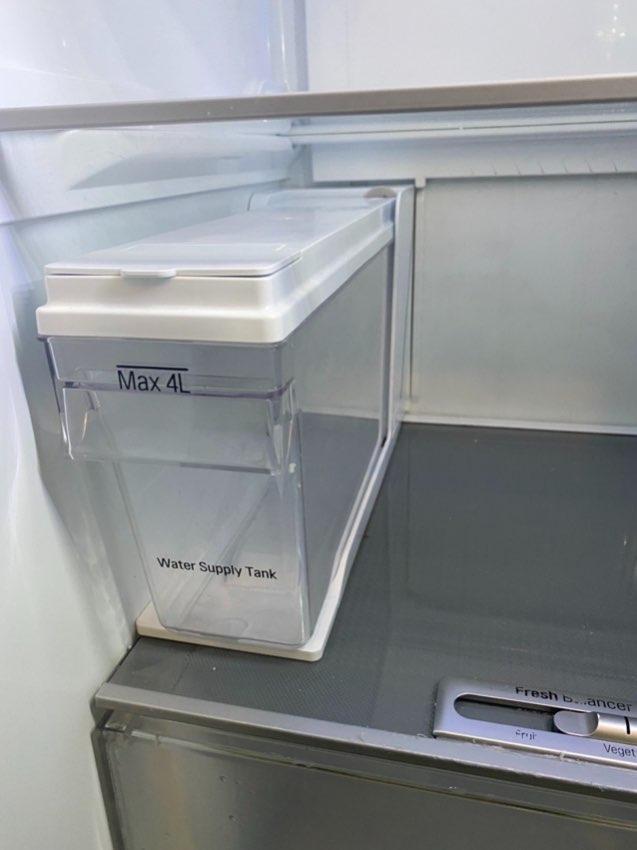 ตู้เย็น Side by Side รุ่น GC-X247CSAV ขนาด 21.7 คิว ระบบ Inverter Linear Com