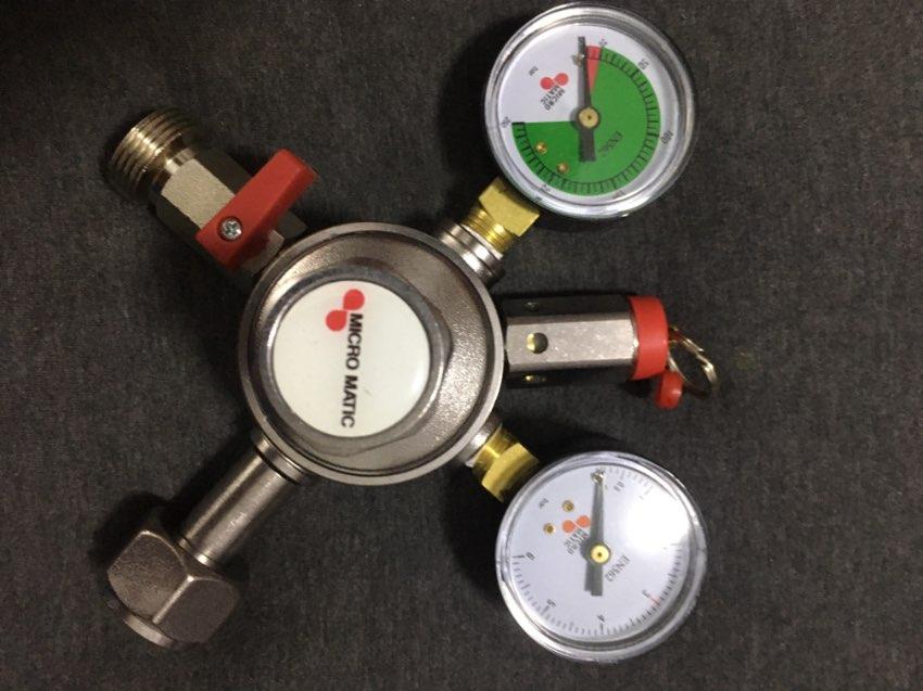 CO2 Regulator-Beer Brewing