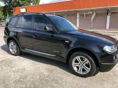 excellent condition less used low mileage BMW x 3 for sale