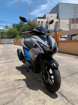 2020 YAMAHA AEROX 155 R VERSION
